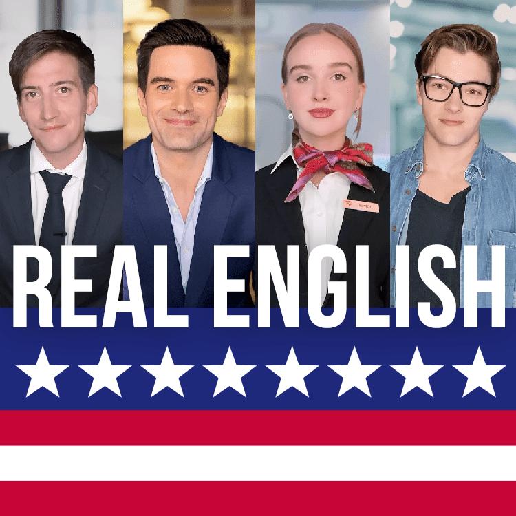 Real English อังกฤษของจริง