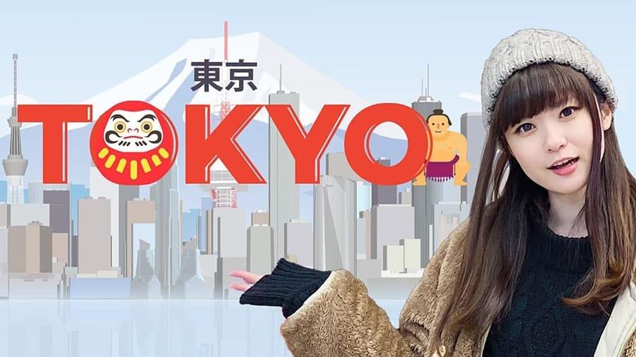 Japanese in Tokyo
